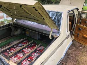 1980 Ford Fairmont electric car the predecessor before tesla barn find (Puyallup) $50000