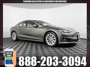*PREMIUM LUXURY* 2016 *Tesla Model S* 90D AWD (*PREMIUM_LUXURY*_*Tesla*_*Model_S*90D_AWD) $55999