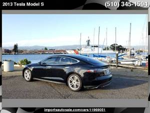 2013 Tesla Model S Base 4dr Liftback (60 kWh) Trade-In Welcome (Tesla Model S) $32898
