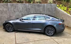 Beautiful Tesla Model S 100D 2017 – Loaded, Single Owner (mill valley) $82000
