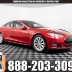 2016 *Tesla Model S* P90 D AWD (*Tesla*_*Model_S*P90_D_AWD) $59999