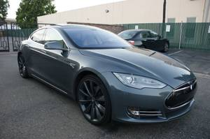2013 TESLA MODEL S P85 Performance P85 21 INCH WHEELS (dublin / pleasanton / livermore) $39900