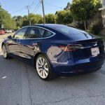Pristine 2017 Tesla Model 3, long range, self-driving, premium int. (mountain view) $47000