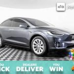 2018-Tesla-Model X-7-All Wheel Drive (Tesla Model X 75D) $76999