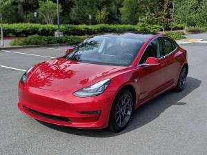 2018 Tesla Model 3 Long Range RWD (Redmond) $43000