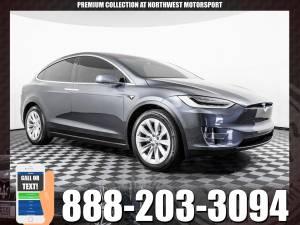 2018 *Tesla Model X* 75D AWD (*Tesla*_*Model_X*75D_AWD) $76999
