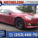 2017 Tesla Model S 100D Sedan Model S Tesla (2017 Tesla Model S 100D) $75993