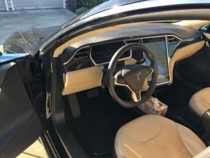 Tesla Model S40 2013 61k miles, $28k (cupertino) $28000