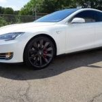 2014 Tesla Model S P85D w/ Ludicrous Factory Upgrade (sausalito) $35000