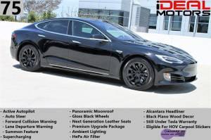 2016 Tesla Model S 75 Sedan 4D For Sale (+ iDeal Motors) $54988