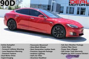 2016 Tesla Model S 90D Sedan 4D For Sale (+ iDeal Motors) $59988