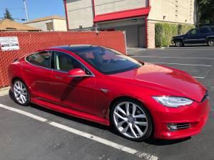 2013 Tesla Model S P85 (alameda) $45000