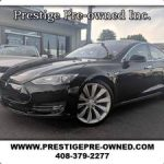 2014 TESLA MODEL S 60 *AUTOPILOT*-NAVI/BACK UP CAM-LOADED-CLN 1-OWNER (WWW.PRESTIGEPRE-OWNED.COM) $37988