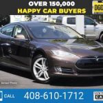 2013 Tesla Model S sedan Brown Metallic (No Brainer Price) $34000
