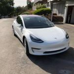 2018 TESLA MODEL 3 LONG RANGE (los gatos) $43000