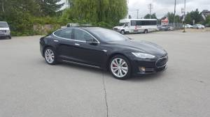 2015 TESLA MODEL S P85D **PERFORMANCE**AWD – ONLY 38K! (surrey) $66888