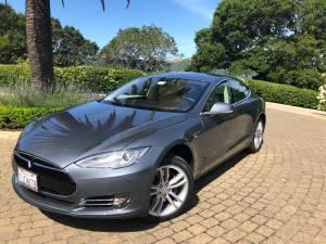 2012 Tesla Model S with low miles (san rafael) $36000