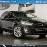 2018 Tesla Model X *75D* (Tesla Model X * 75D*) $76888