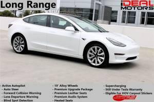 2017 TESLA MODEL 3 LONG RANGE For Sale (+ iDeal Motors) $49988
