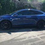 2016 Tesla X 90D – Blue (Pacific Palisades) $69000