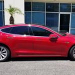 2016 S Red Tesla (Mission viejo) $58000