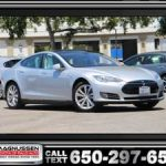 2014 Tesla Model S Performance (Magnussen's Toyota of Palo Alto)
