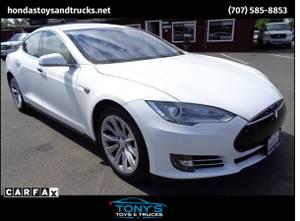2013 Tesla Model S Performance 4dr Liftback MORE VEHICLES TO CHOOSE FROM (Tony's Toys & Trucks) $31500