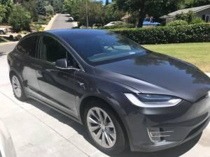 2017 Tesla Model X 75D (7 seater, FSD, Free Supercharging) (danville / san ramon) $72000