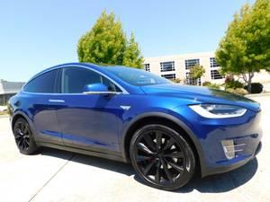2016 Tesla X P90D AWD,LUDICROUS MODE,7 SEATER,22″RIMS,AUTOPILOT,WARRTY (ALCANTARA,TECH PACKAGE,EXCELLENT..LIKE NEW 150 K MSRP!!) $78888
