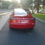 Tesla model 3 long range Red (north beach / telegraph hill) $45500