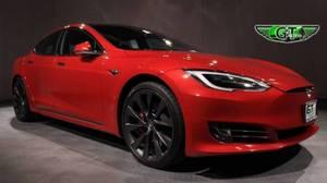 2018 Tesla Model S P100D Sedan 4D (*2018* *Tesla* *Model* *S* *P100D* *Sedan* *4D*) $99977