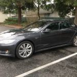 2015 Tesla Model S 85D with AP1 (Autopilot) (Vancouver) $36999