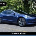 2018 Tesla Model 3  Long Range Autopilot Pano Nav Heated Seats Sedan (Freeman Motor Company) $46995