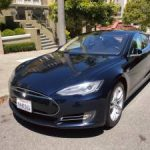 Tesla Model S 2014 with unlimited supercharger (pacific heights) $40000