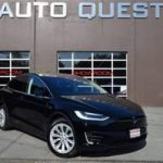 2016 *Tesla* *Model X* *AWD 4dr 90D* Obsidian Black (Autoquest.net) $71500