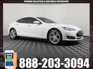 *PREMIUM LUXURY* 2015 *Tesla Model S* 85 RWD (*PREMIUM_LUXURY*_*Tesla*_*Model_S*85_RWD) $45999