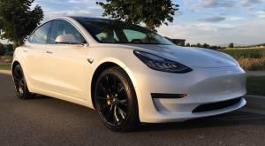 2018 Tesla Model 3 Long Range AWD (Seattle) $54999