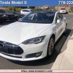 2014 Tesla Model S 4dr Sdn Performance (2014 Tesla Model S 4dr Sdn Performance) $59800