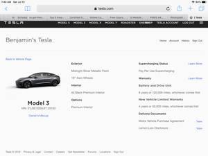 Tesla Model 3 AWD 310 range (Taylor) $50700
