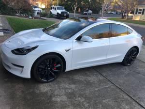2018 Tesla Performance Model 3 (sonoma) $60000