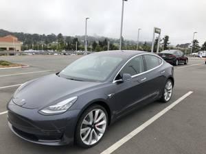 2018 Tesla Model 3 Performance (SOMA / south beach) $59000