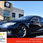 2013 Tesla Model S Performance P85+*Carbon Fiber SKU:5347 Tesla Model (san diego) $39999
