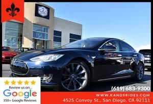 2013 Tesla Model S Performance P85+*Carbon Fiber SKU:5347 Tesla Model (san diego) $39999