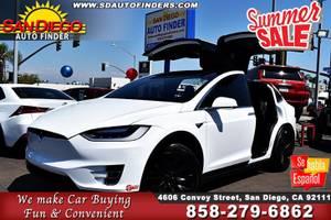 2016 Tesla Model X 60D SKU:22260 Tesla Model X 60D SUV (San Diego Auto Finders) $59775