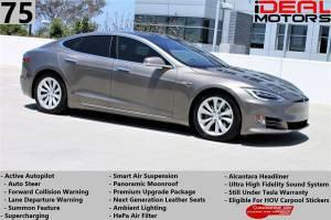 2016 Tesla Model S 75 Sedan 4D For Sale (+ iDeal Motors) $53988