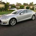 2013 TESLA -S 85 (Valley village) $36950