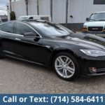 2014 Tesla Model S 85 Sedan Free One Year Warranty OAV (Biggest Selection Of Commercial Vehicles In SoCal)
