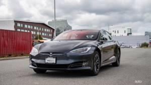 2017 Tesla Model S 90D AWD | 40,000KM (vancouver) $104995
