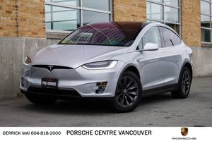2018 Tesla Model X 100D / UP1620 (Porsche Centre Vancouver) $127995