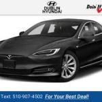 2018 Tesla Model S 75D hatchback Obsidian Black Metallic (CALL 510-907-4502 TO CHECK AVAILABILITY) $57511